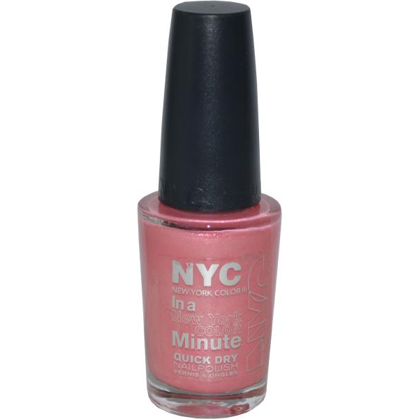 NYC New York Color Quick Dry Nail Polish 9.7ml Wall Street