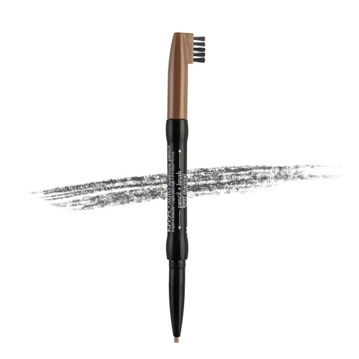 NYX Auto Eyebrow Pencil - Charcoal