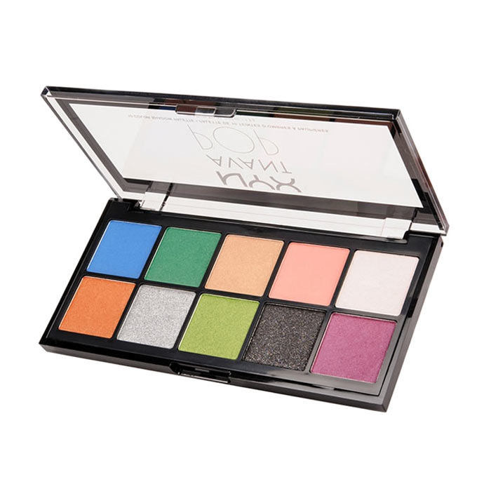 NYX PROF. MAKEUP Avant Pop Palette - Art Throb