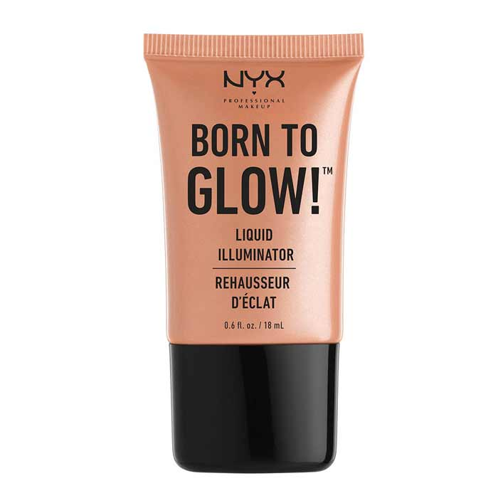 NYX PROF. MAKEUP Born To Glow Liquid Illuminator - Gleam