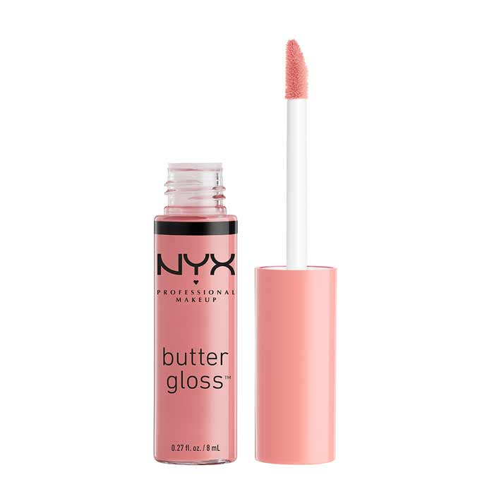 NYX PROF. MAKEUP Butter Gloss - 05 Crème Brulee