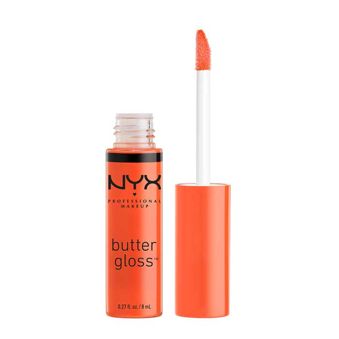 NYX Butter Gloss - 10 Cherry Cheesecake