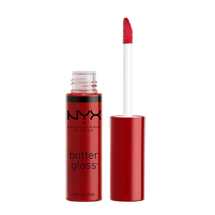 NYX PROF. MAKEUP Butter Gloss - 20 Red Velvet