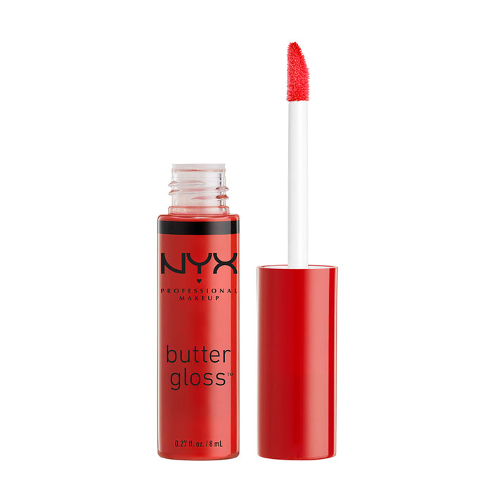 NYX PROF. MAKEUP Butter Gloss -12 Cherry Pie