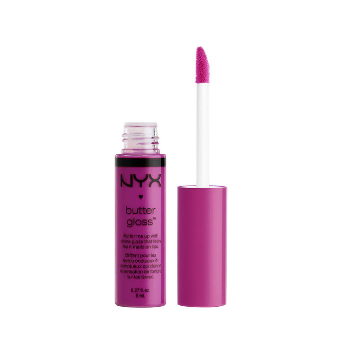 NYX PROF. MAKEUP Butter Gloss -21 Raspberry Tart