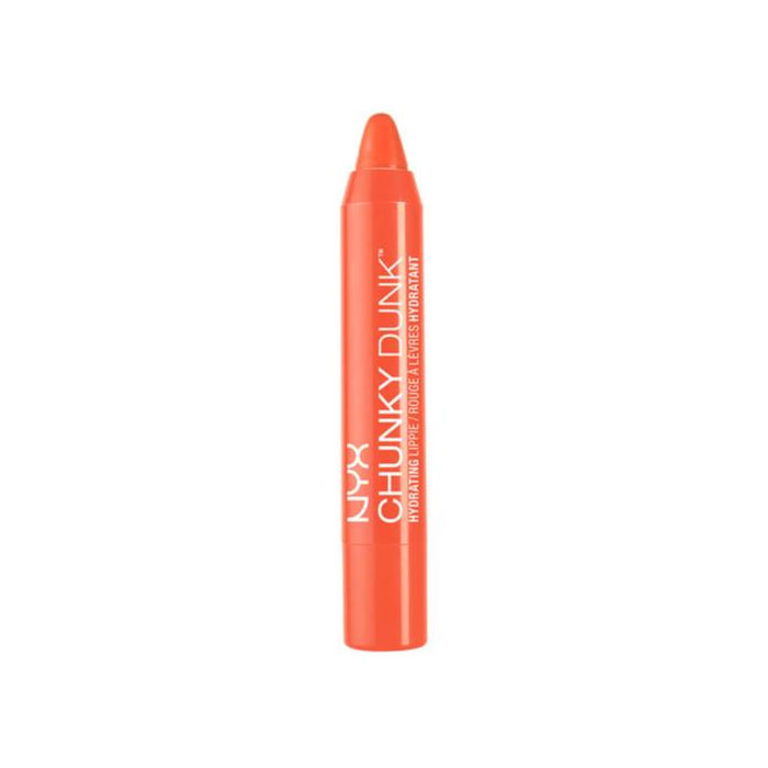 NYX PROF. MAKEUP Chunky Dunk Hydrating Lippie - Orange Splash