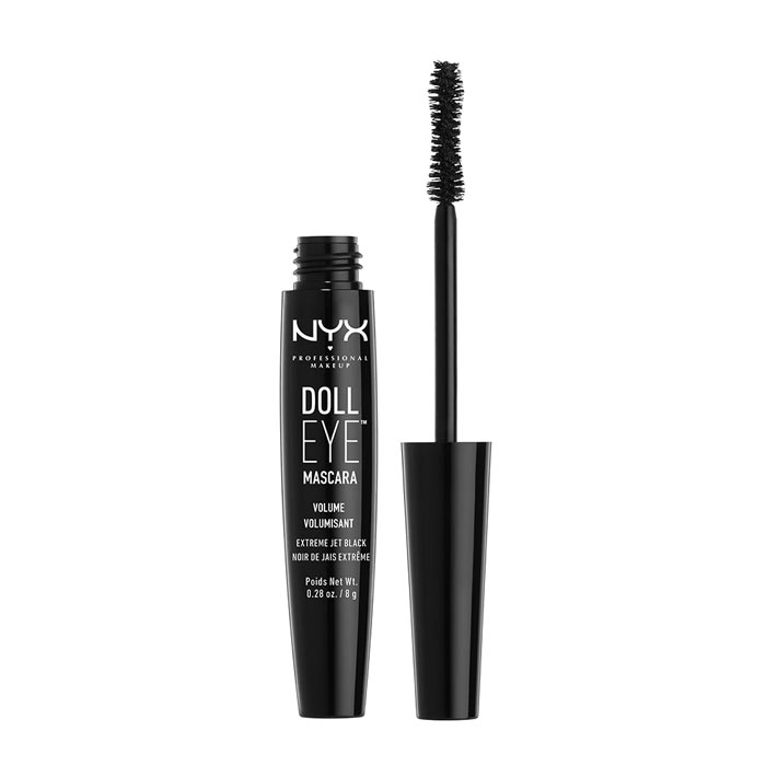 NYX PROF. MAKEUP Doll Eye Mascara Volume Extreme Black