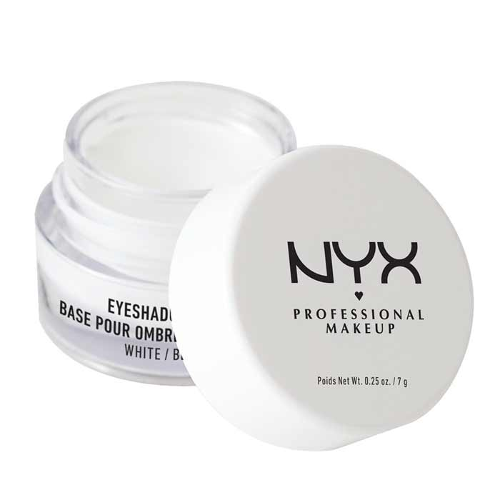 NYX PROF. MAKEUP Eye Shadow Base White 6g
