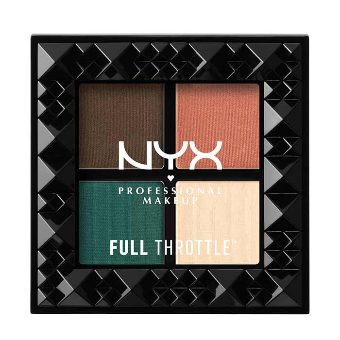 NYX Full Throttle Shadow Palette Explicit