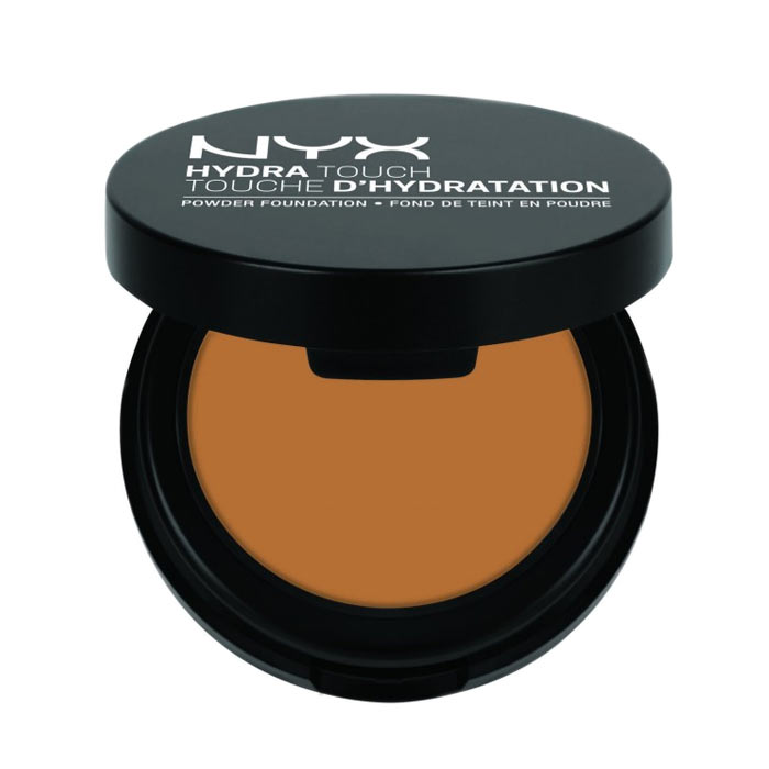 NYX PROF. MAKEUP Hydra Touch Powder Foundation - Amber
