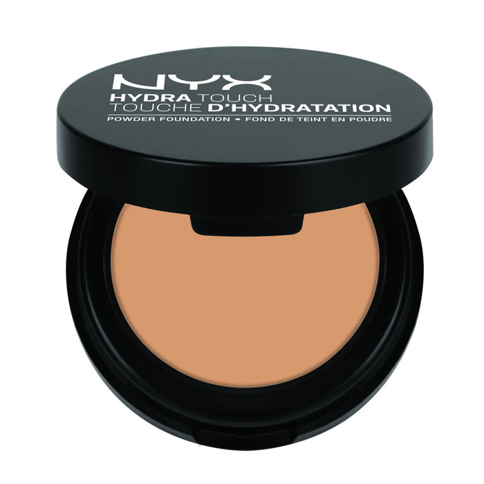 NYX PROF. MAKEUP Hydra Touch Powder Foudation- Ivory