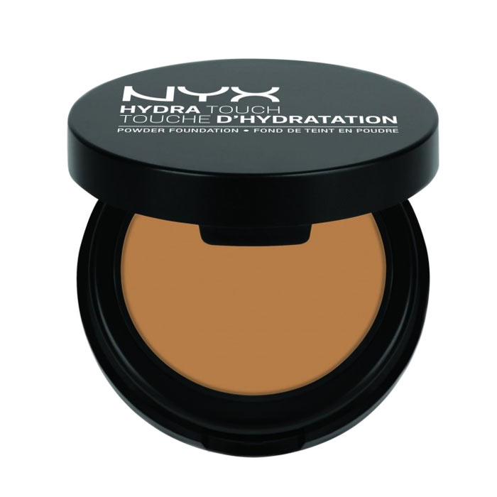 NYX PROF. MAKEUP Hydra Touch Powder Foundation - Tan