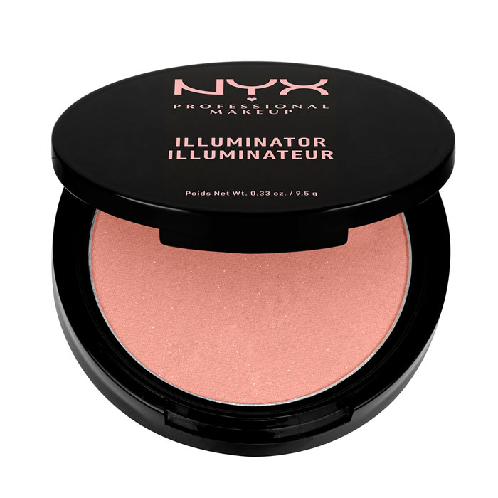 NYX Illuminating Body Bronzer Chaotic