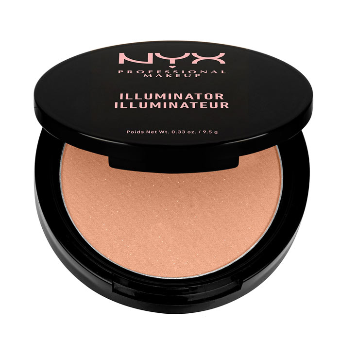 NYX PROF. MAKEUP Illuminating Body Bronzer Narcissitic