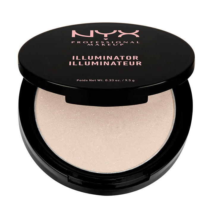 NYX PROF. MAKEUP Illuminating Body Bronzer Riutalistic