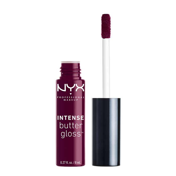 NYX Intense Butter Gloss - Black Cherry Tart