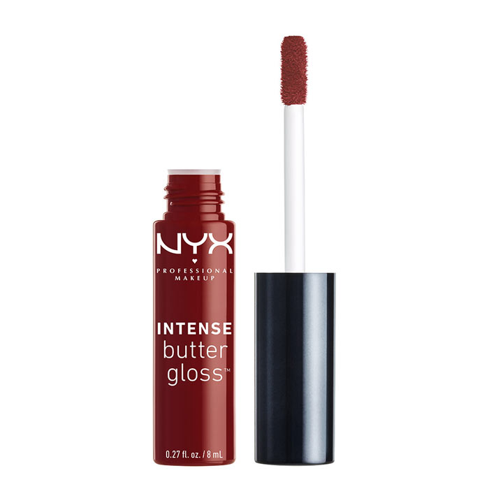 NYX Intense Butter Gloss - Chocolate Apple