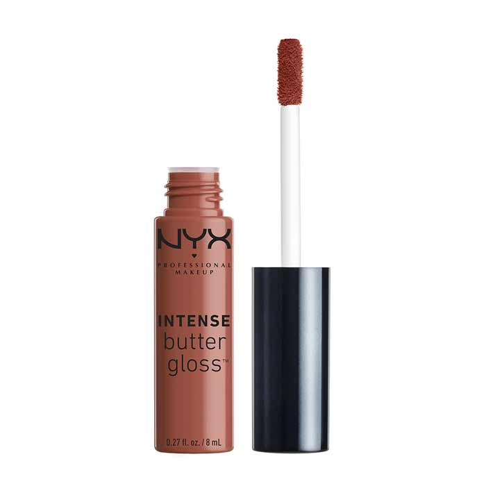 NYX Intense Butter Gloss - Chocolate Crepe