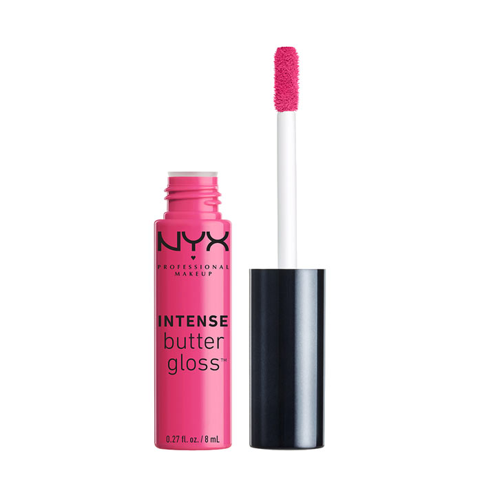 NYX PROF. MAKEUP Intense Butter Gloss - Funnel Delight