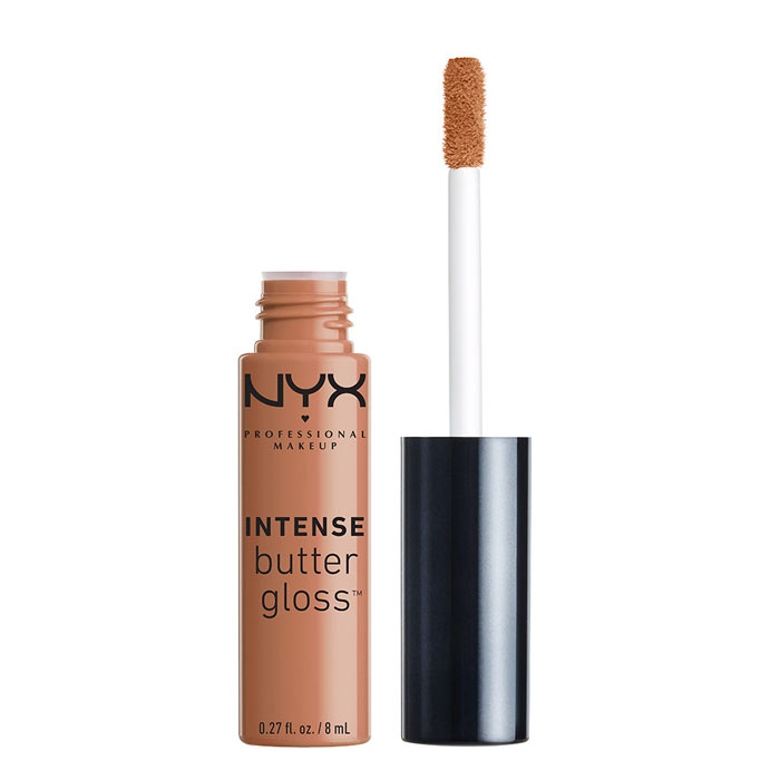 NYX Intense Butter Gloss - Peanut Brittle