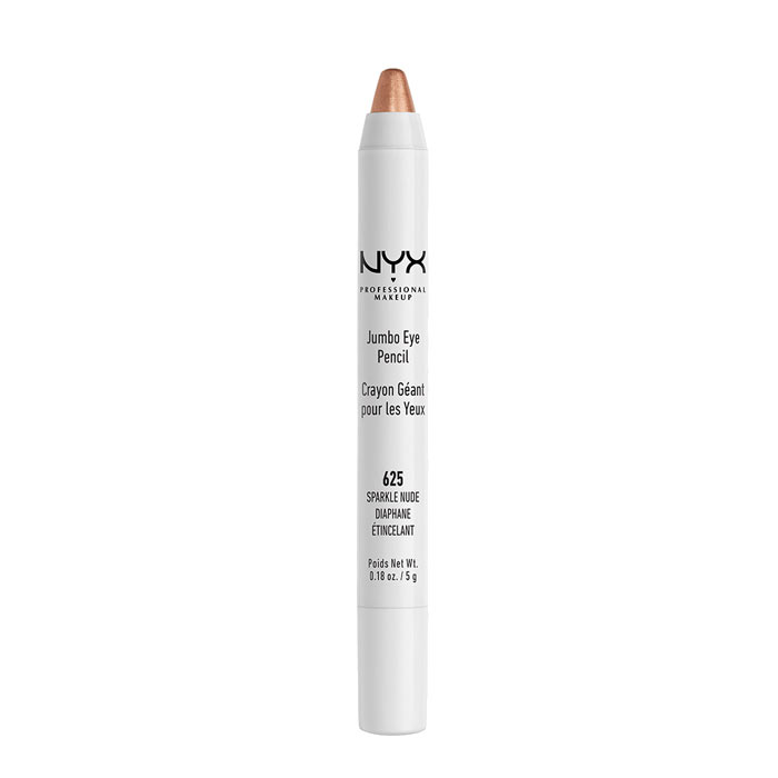 NYX PROF. MAKEUP Jumbo Eye Pencil Sparkling Nude