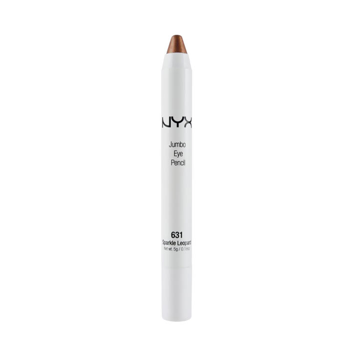 NYX PROF. MAKEUP Jumbo Eye Pencil Sparkling Leopard