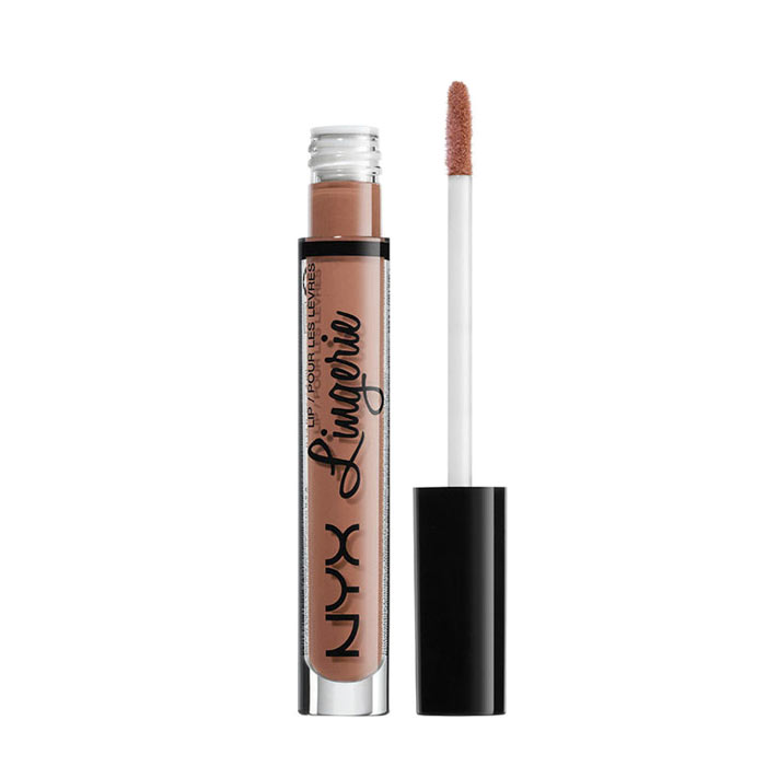 NYX PROF. MAKEUP Lingerie Liquid Lipstick - Baby Doll