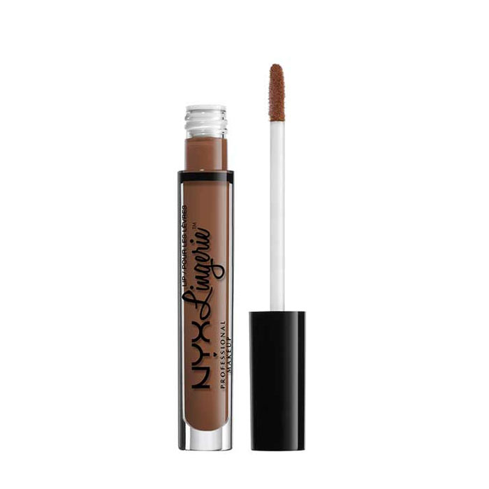 NYX PROF. MAKEUP Lingerie Liquid Lipstick - Beauty Mark