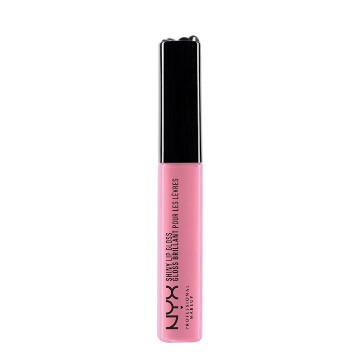 NYX PROF. MAKEUP Lip Gloss Mega Shine Nude Pink