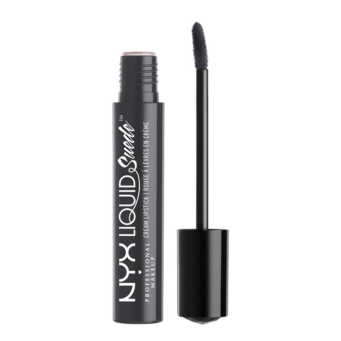 NYX Liquid Suede Cream Lipstick - Stone Fox