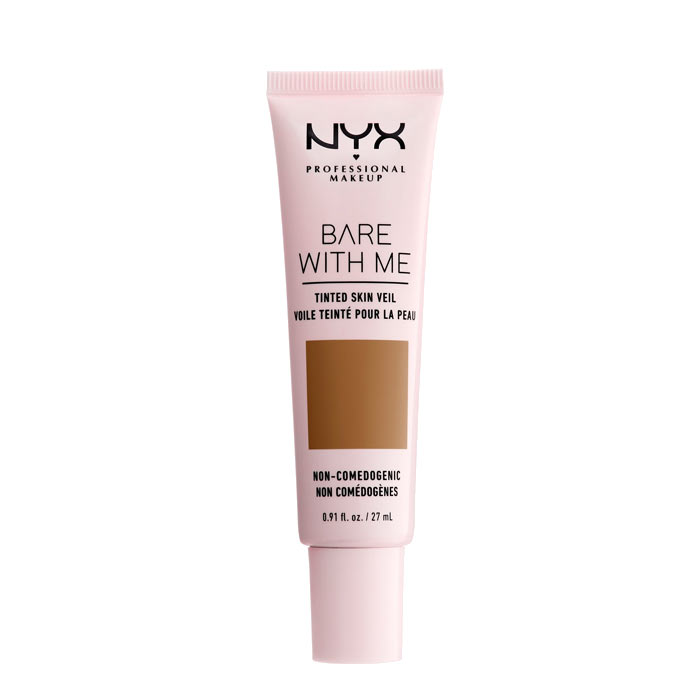 NYX PROF. MAKEUP Bare With Me Tinted Skin Veil - Cinnamon Mahagony