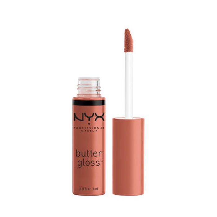 Swish NYX PROF. MAKEUP Butter Lip Gloss - Apple Crisp