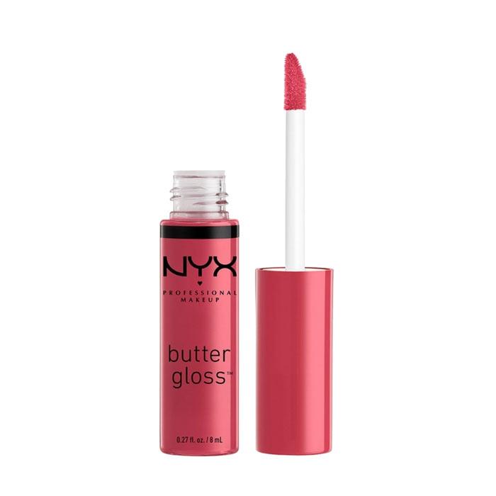 NYX PROF. MAKEUP Butter Lip Gloss - Strawberry Cheesecake