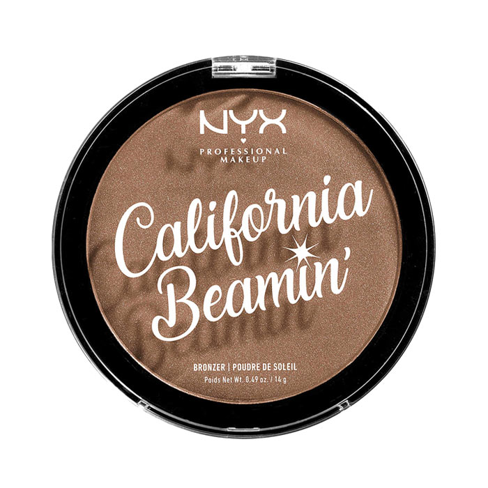 NYX PROF. MAKEUP California Beamin Face & Body Bronzer - The Golden One