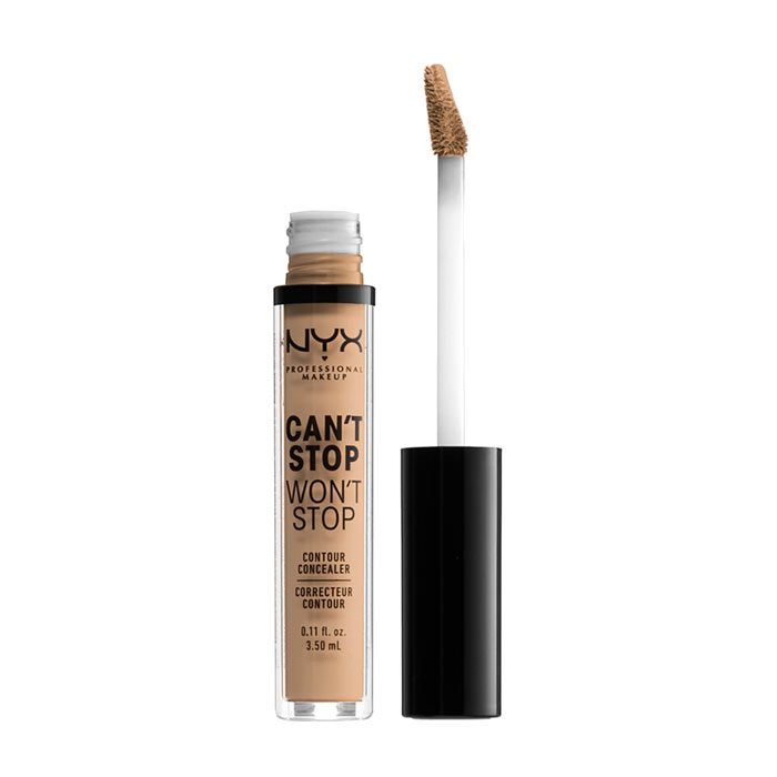 NYX PROF. MAKEUP Can t Stop Won t Stop Concealer - Medium Olive