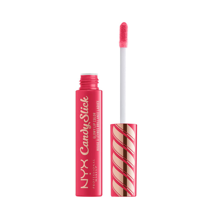NYX PROF. MAKEUP Candy Slick Glowy Lip Color - Watermelon Taffy