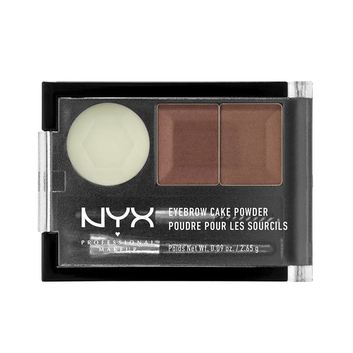 NYX PROF. MAKEUP Eyebrow Cake Powder - Auburn Red