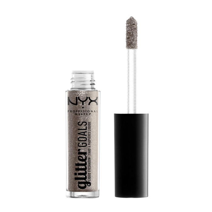 NYX PROF. MAKEUP Glitter Goals Liquid Eyeshadow - Oui Out