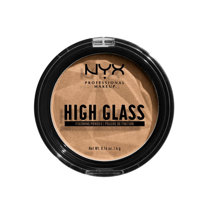 NYX PROF. MAKEUP High Glass Finishing Powder 5.5g - Medium