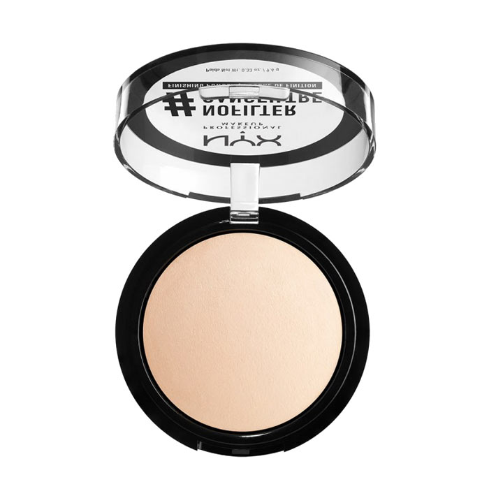 NYX PROF. MAKEUP Nofilter Finishing Powder Alabaster