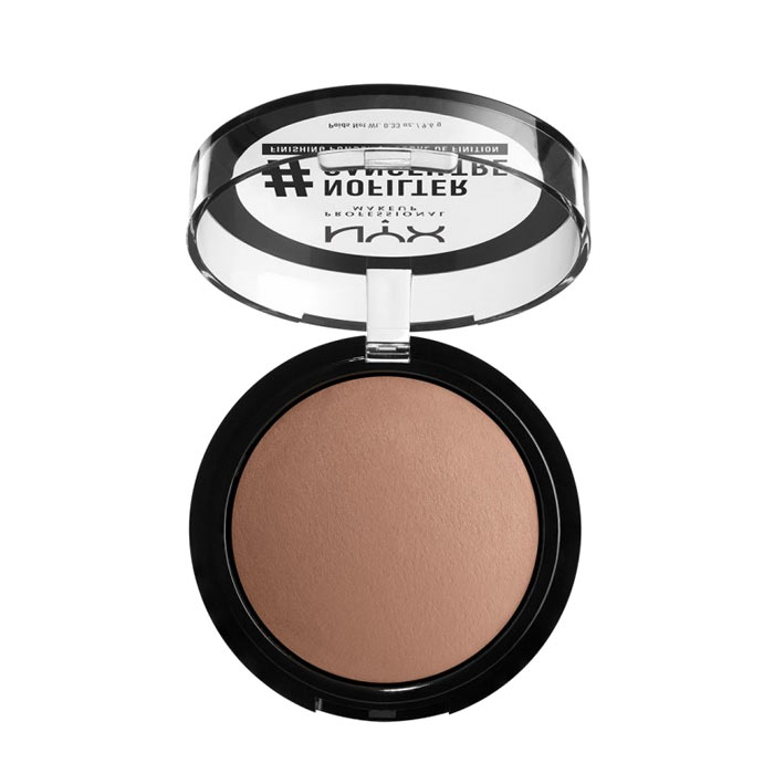 NYX PROF. MAKEUP Nofilter Finishing Powder Cocoa