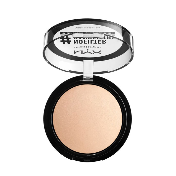 NYX PROF. MAKEUP Nofilter Finishing Powder Light