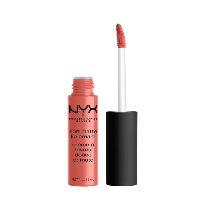 NYX PROF. MAKEUP Soft Matte Lip Cream Kyoto