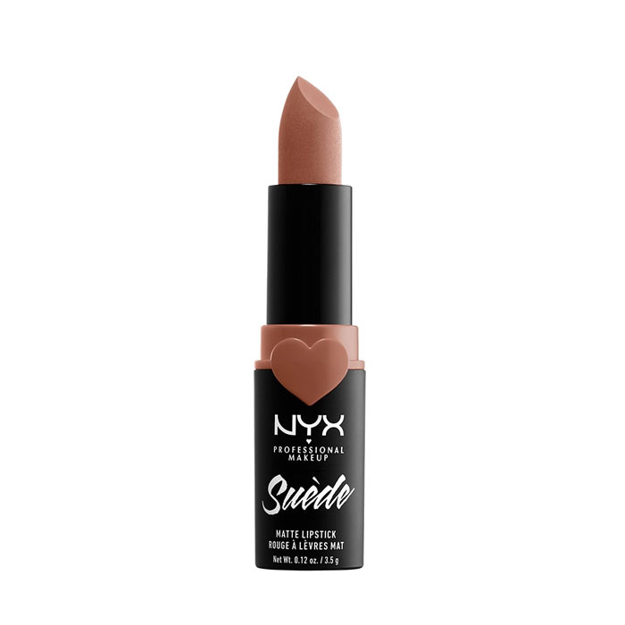 NYX PROF. MAKEUP Suede Matte Lipstick - Fetish