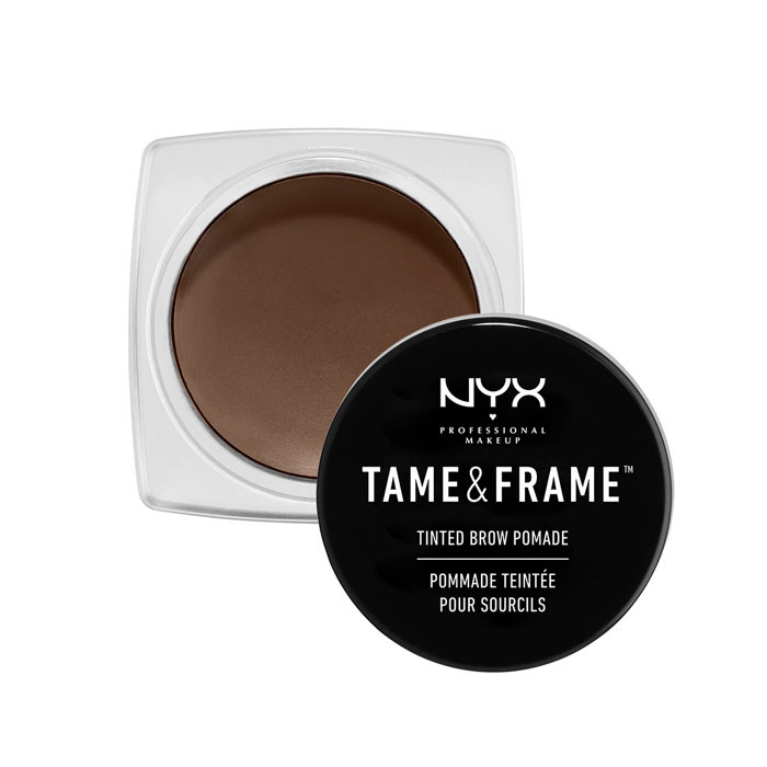 NYX PROF. MAKEUP Tame & Frame Brow Pomade - Chocolate