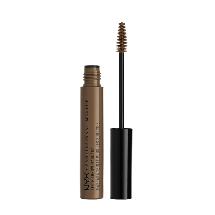 NYX PROF. MAKEUP Tinted Brow Mascara - Brunette