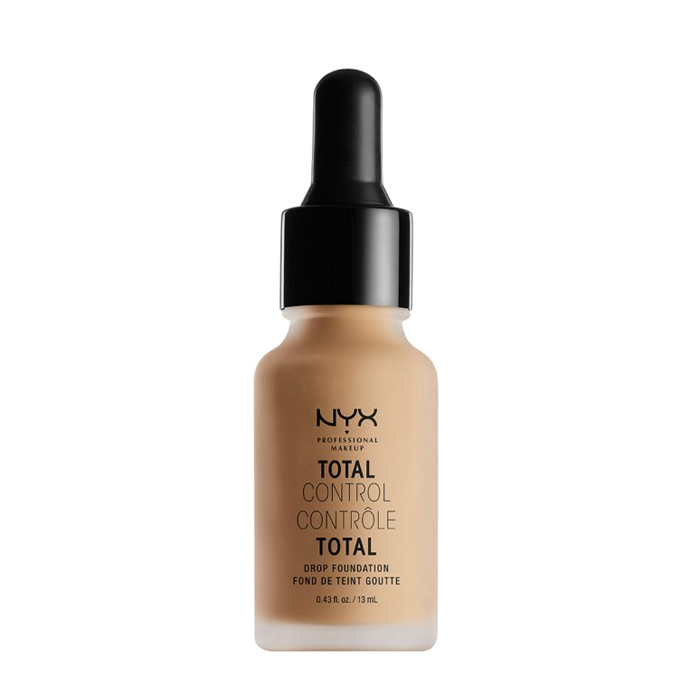NYX PROF. MAKEUP Total Control Drop Foundation - Buff 13ml
