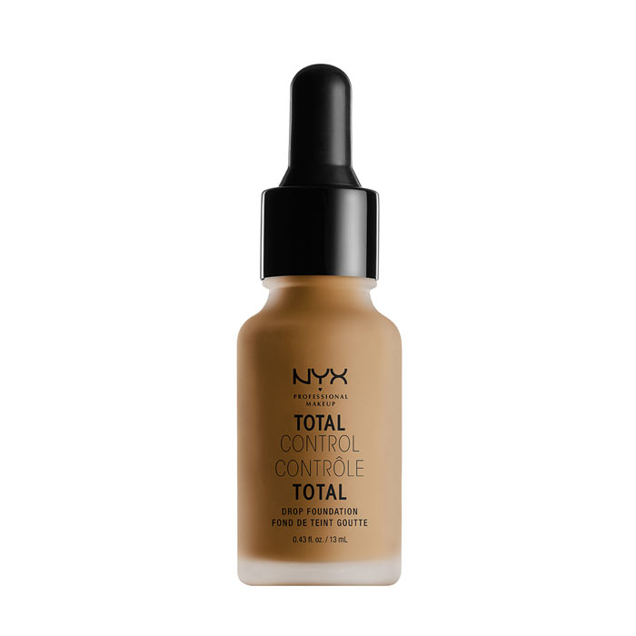 NYX PROF. MAKEUP Total Control Drop Foundation - Cappuccino 13ml