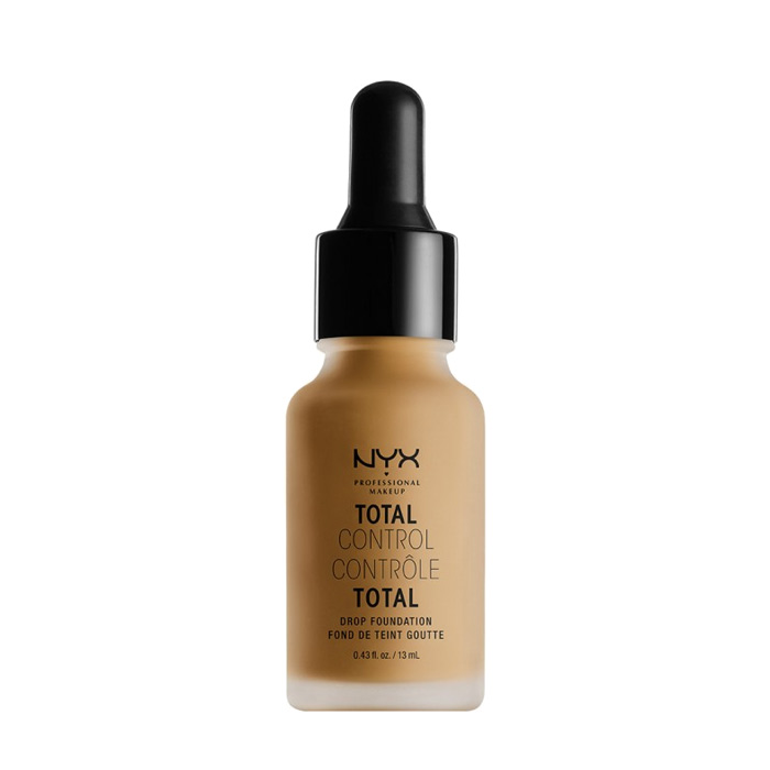 NYX PROF. MAKEUP Total Control Drop Foundation - Caramel 13ml