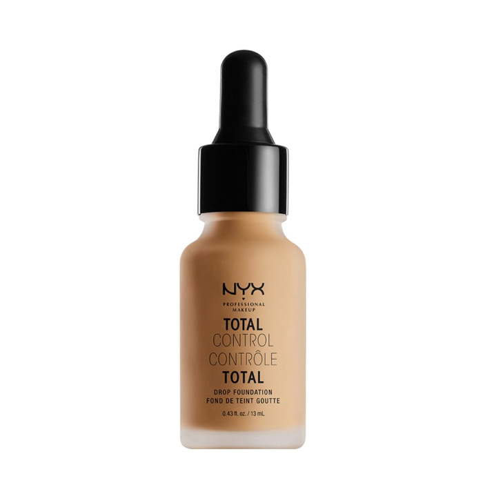 NYX PROF. MAKEUP Total Control Drop Foundation - Classic Tan 13ml